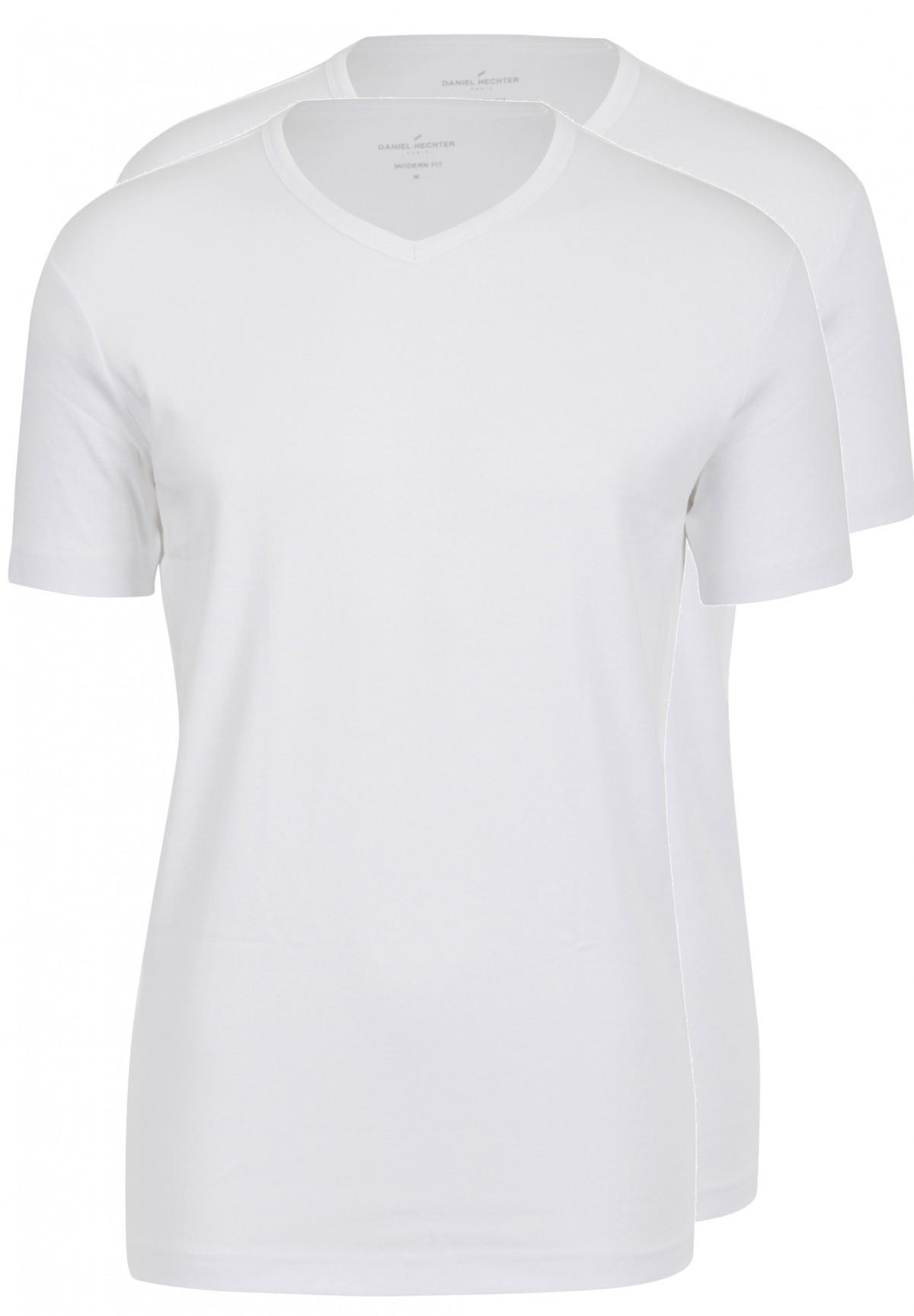 Doppelpack T-Shirt V-Ausschnitt Modern-fit / T-Shirt V-Ausschnitt Modern-fit