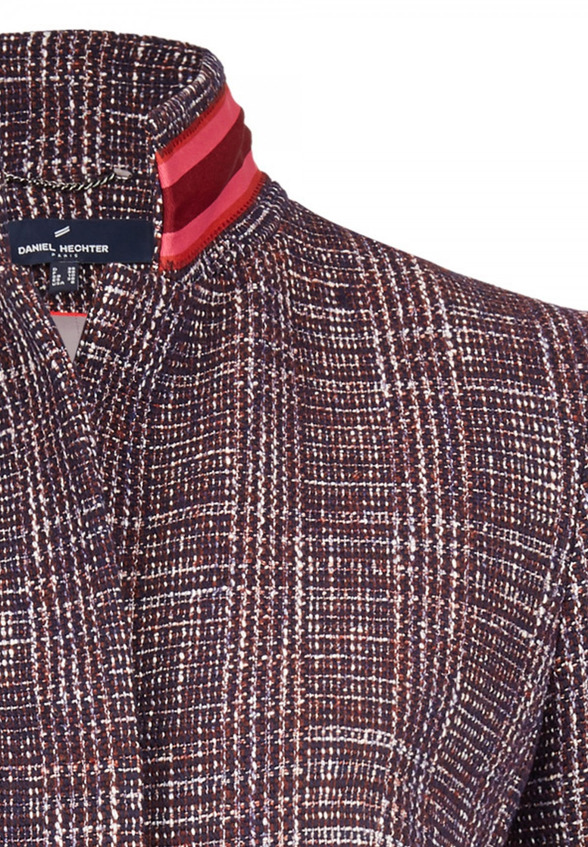 Modischer Mantel / Jaqcuard Coat