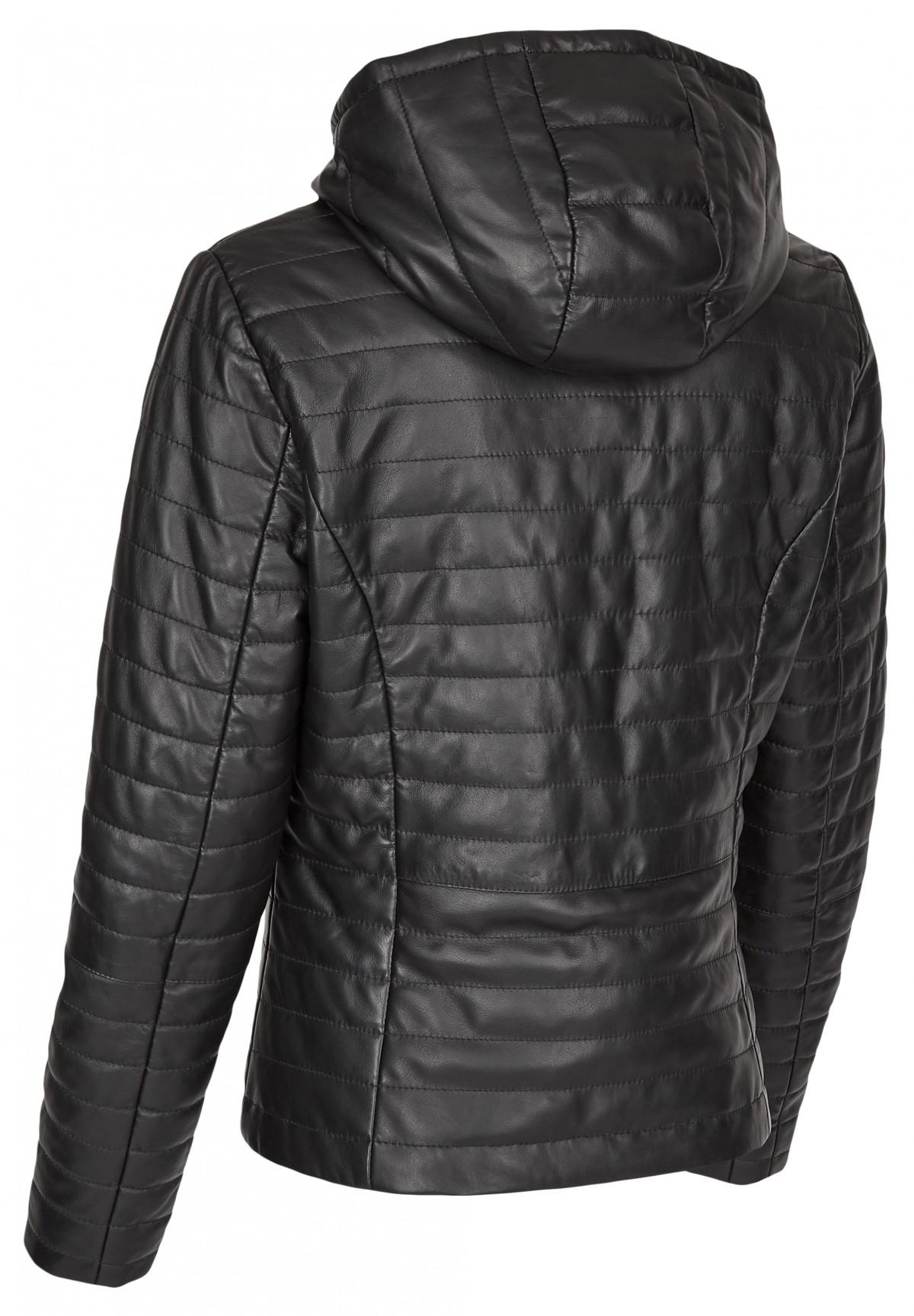 Lederjacke aus 100% Lammleder / Leather Jacket