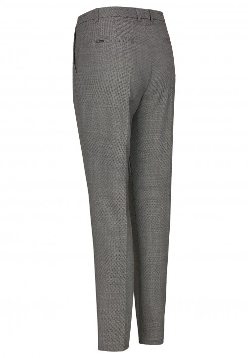 Elegante Woll-Hose, grey