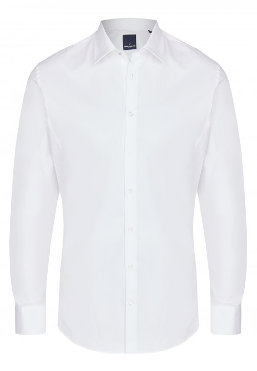 Ceremony Hemd, white