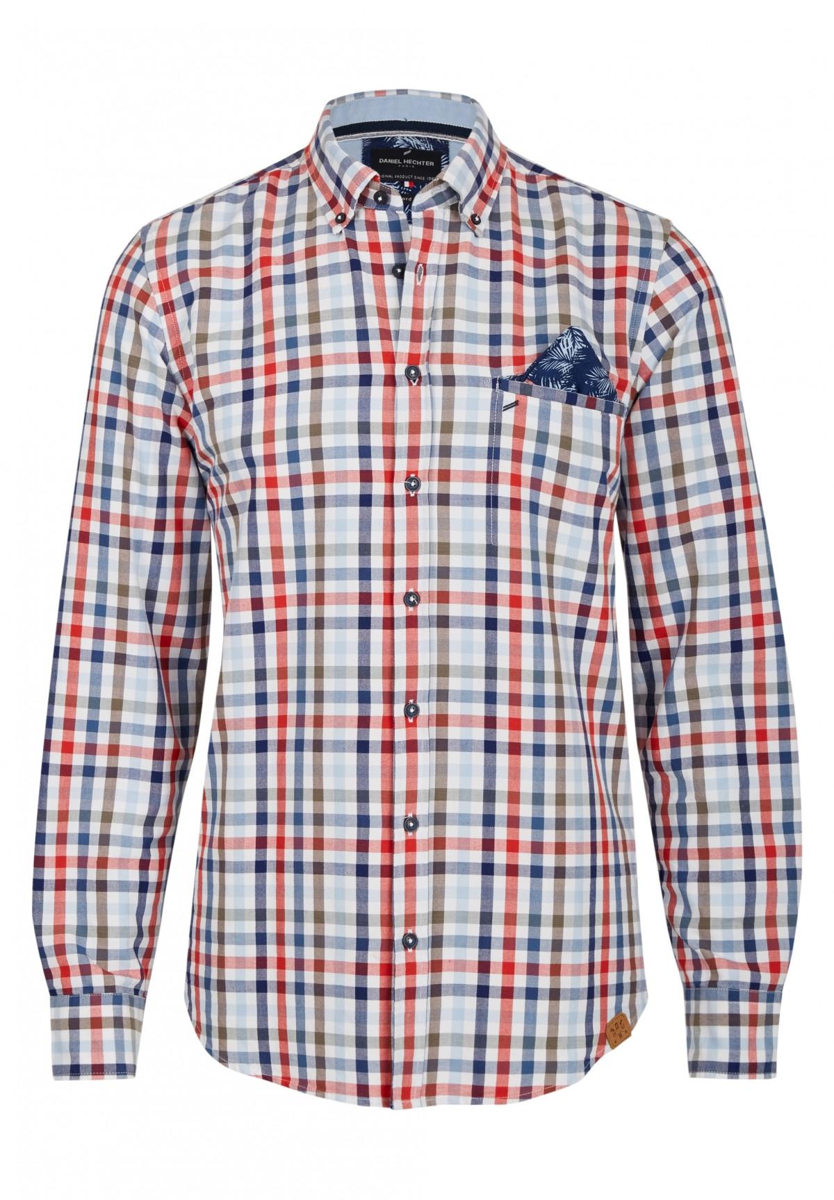 Freizeit-Hemd mit Karo-Muster / Freizeit-Hemd mit Karo-Muster