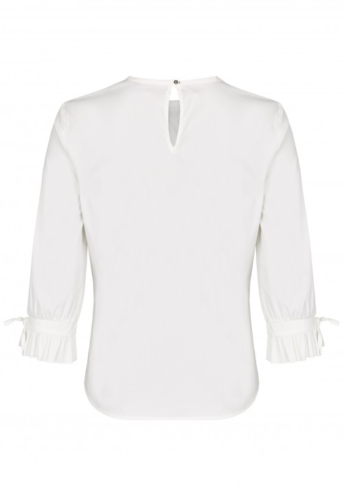 Blouse, off-white