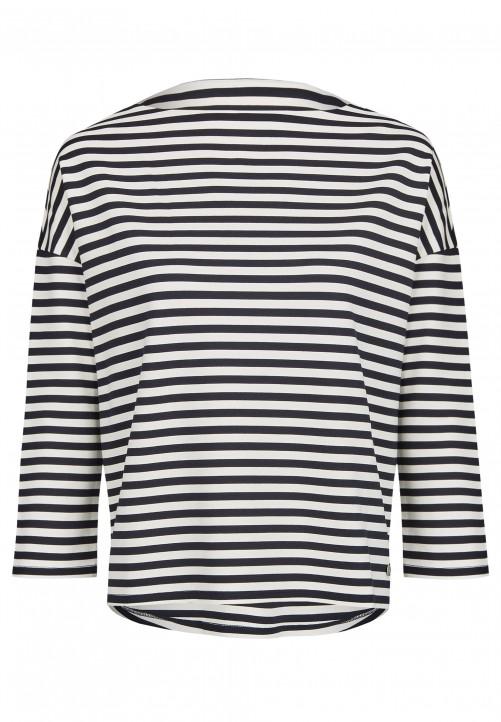 Klassisches Shirt, navy