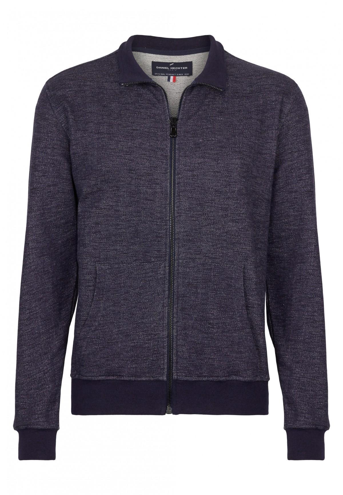 Sweatshirt Gilet zippé /
