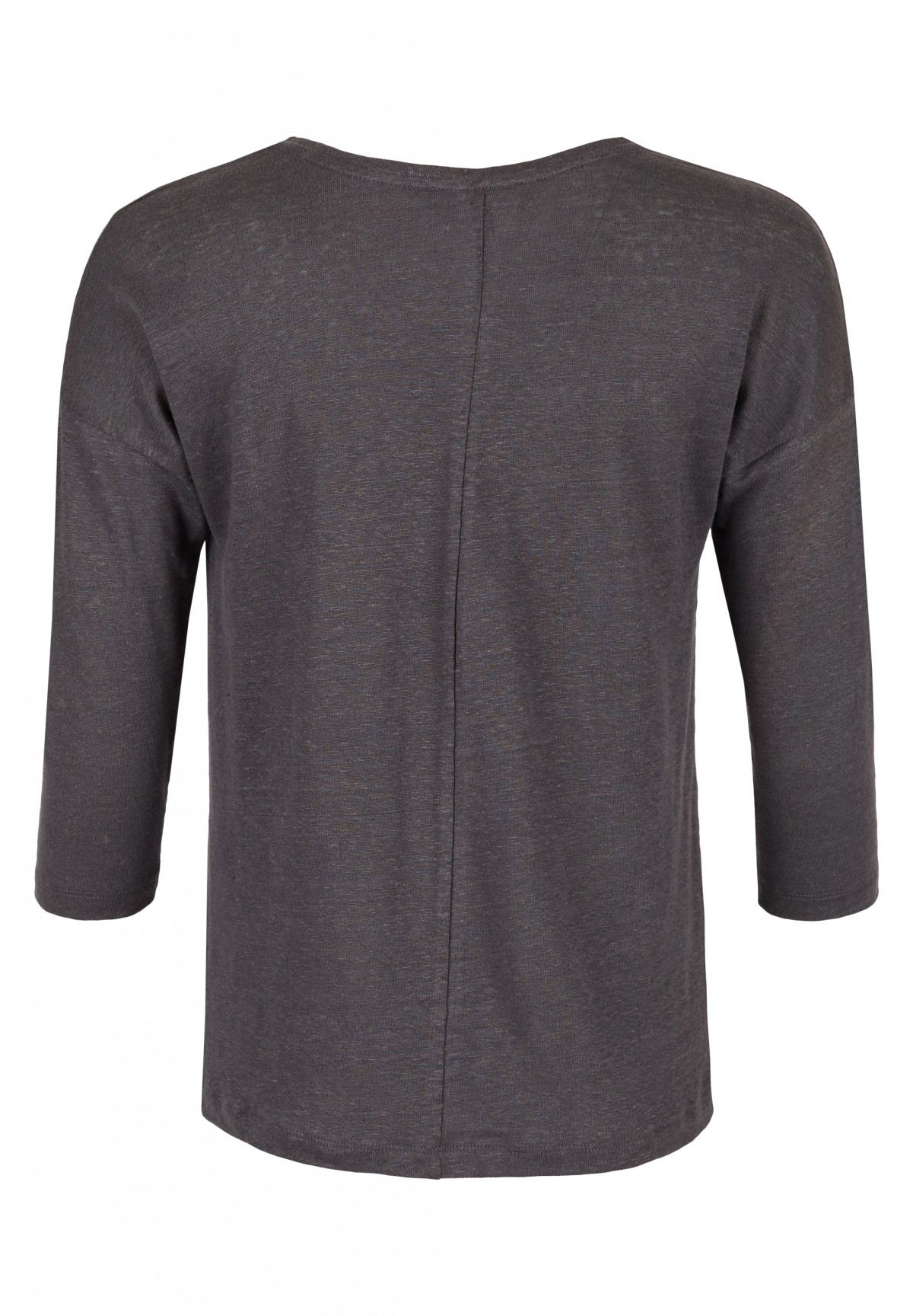 Basic-Shirt mit Rundhalsausschnitt / Shirt
