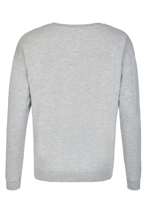 Sweatshirt, light grey