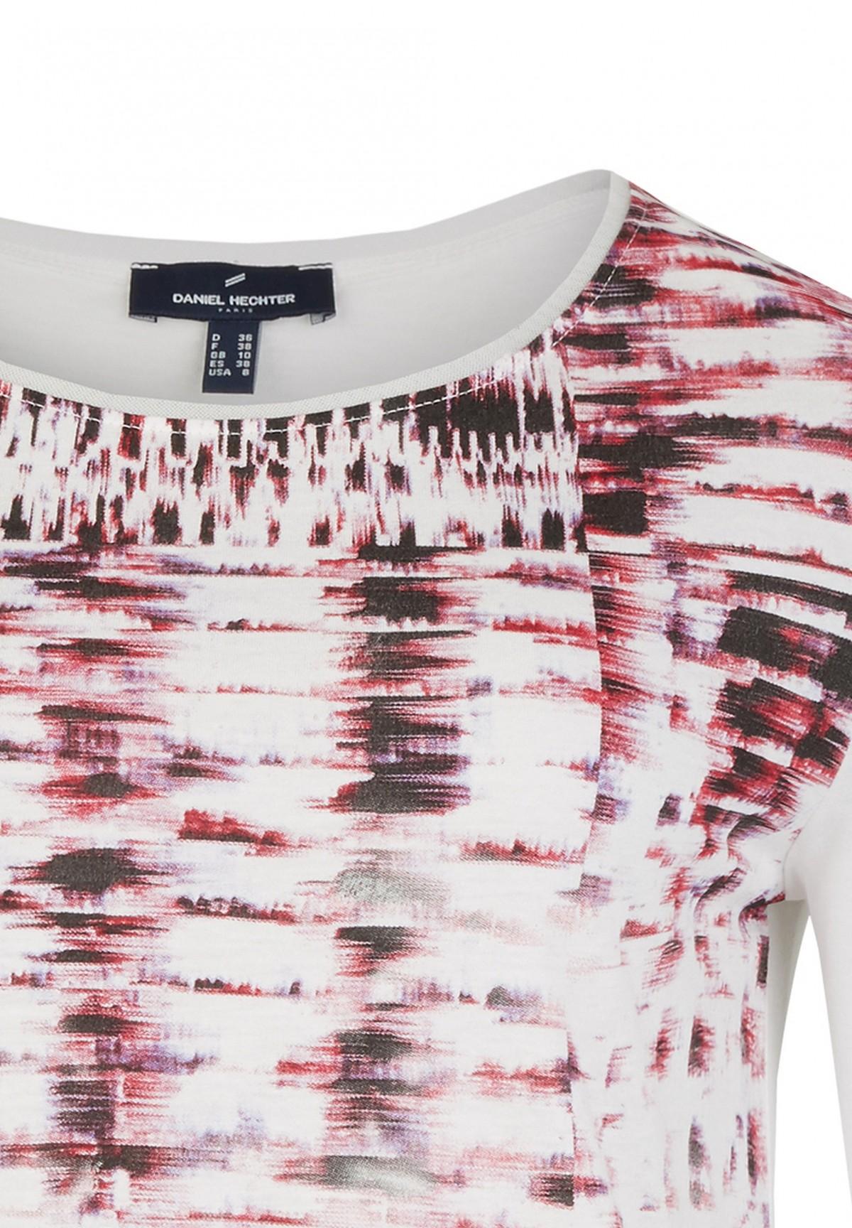 Bedrucktes Shirt / Bedrucktes Shirt