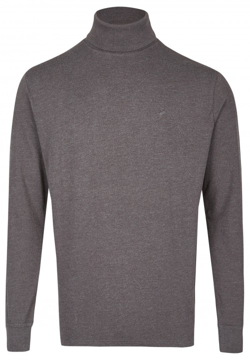 ROLLNECK, anthracite