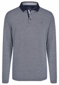 Lässiges Polo-Shirt