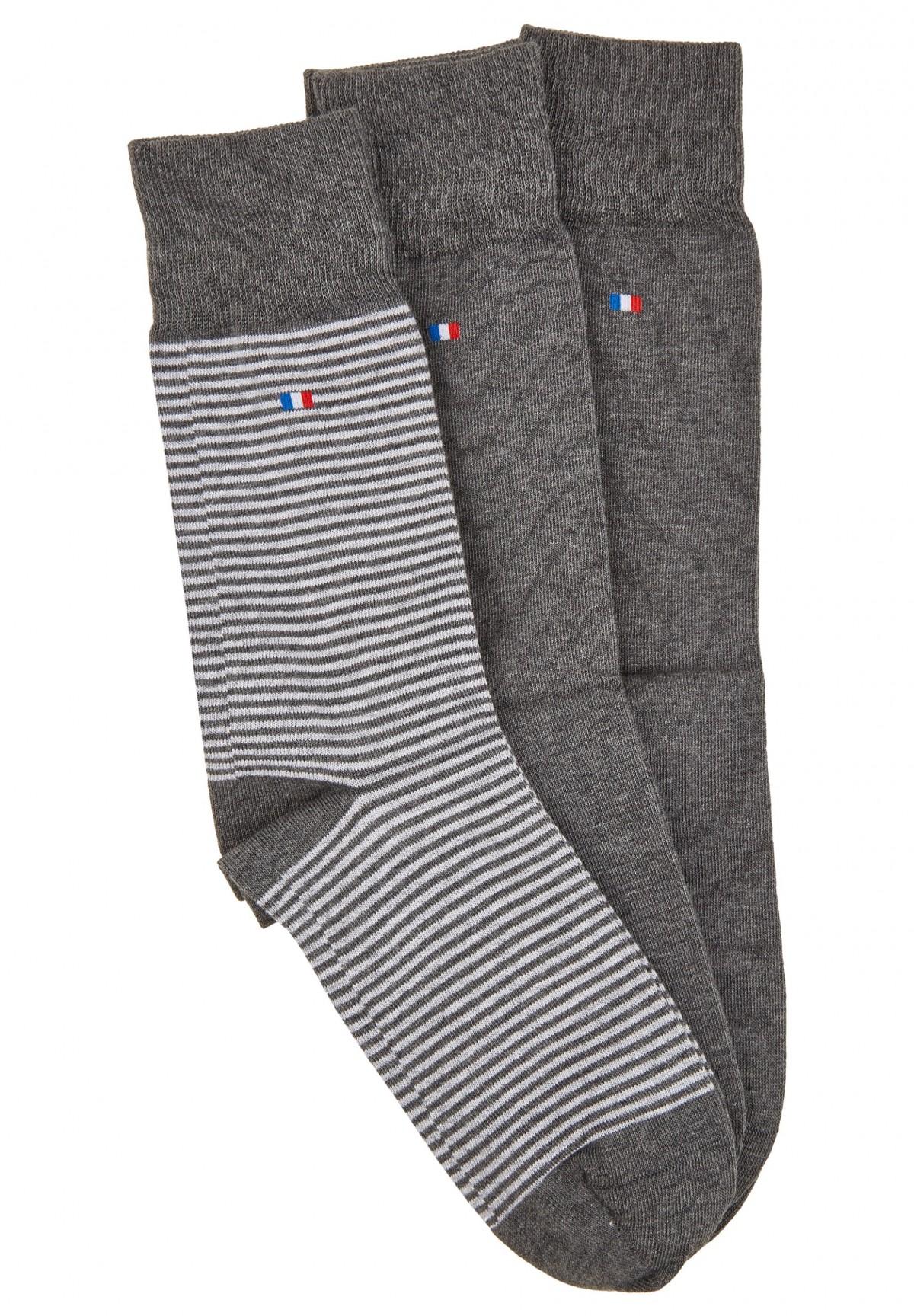 3er Pack Socken in Geschenkbox / 3er Pack Socken in Geschenkbox