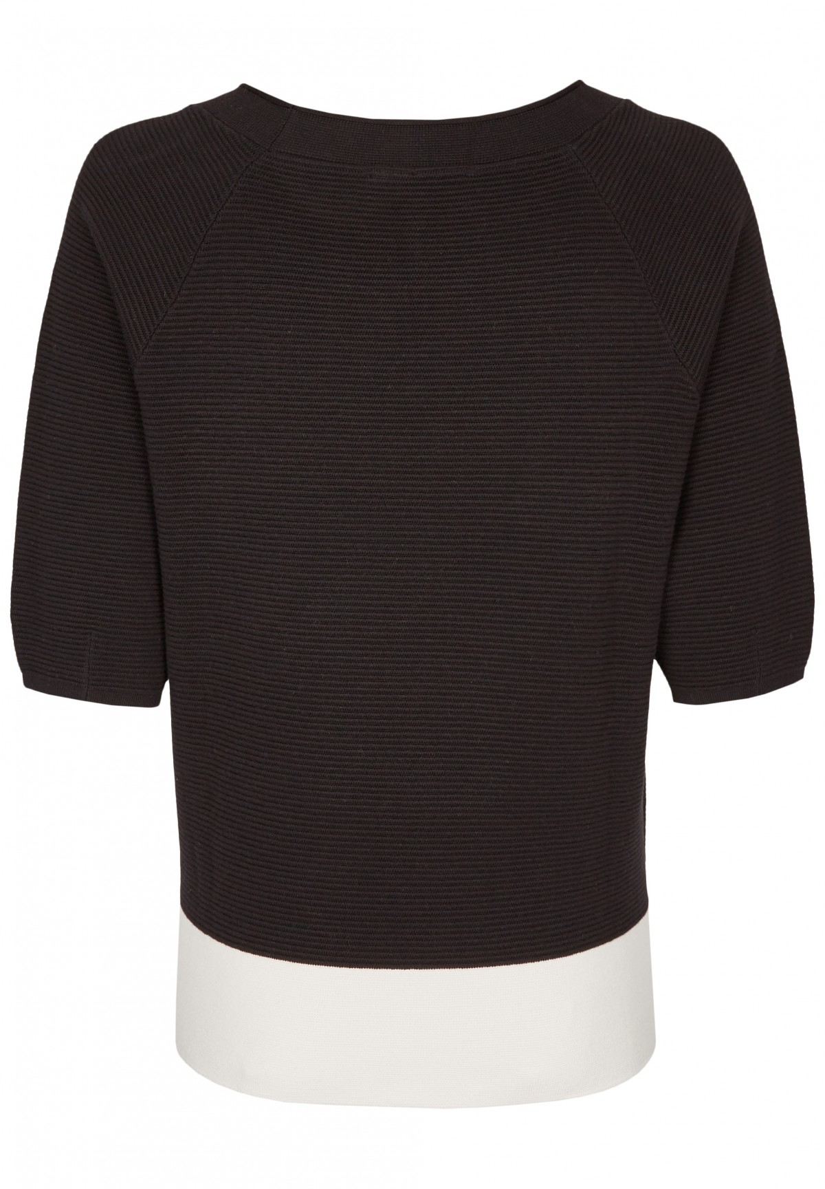 Modischer Pullover / Structured Jumper