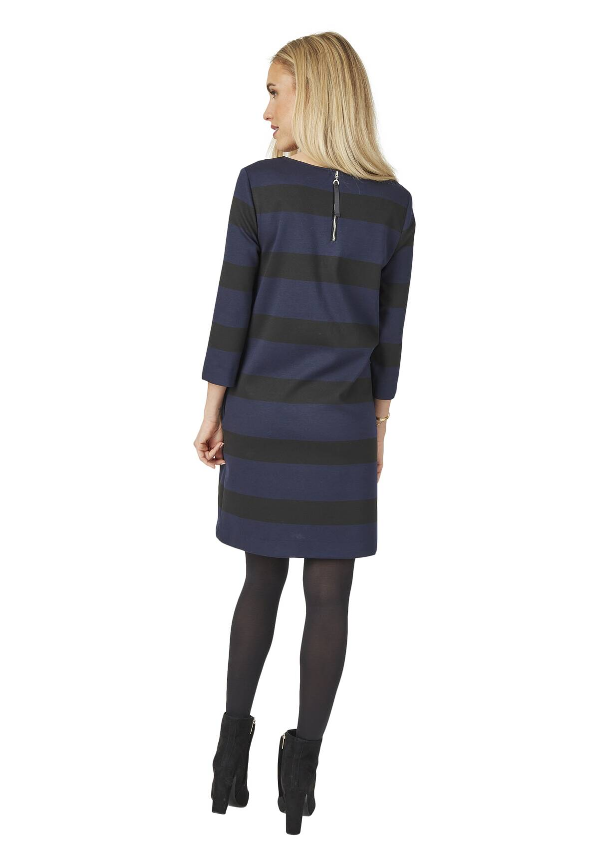 Modernes Jersey-Kleid / Dress