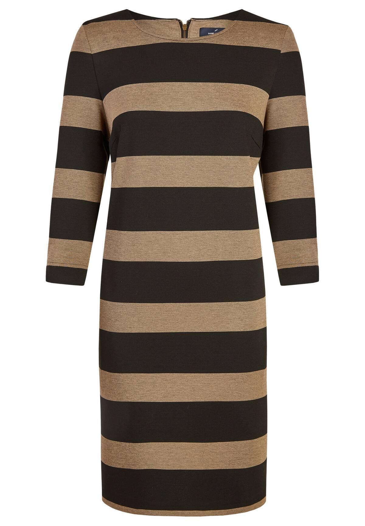 Modernes Kleid in schlichtem Design / Jersey Dress