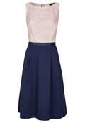 Elegantes Kleid mit Rundhalskragen