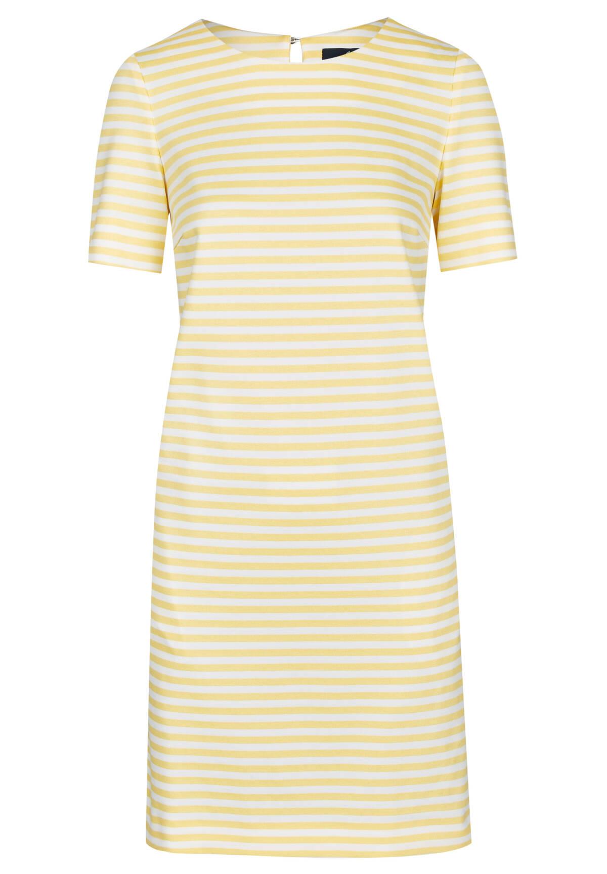 Sportives Kleid mit Querstreifen / Dress