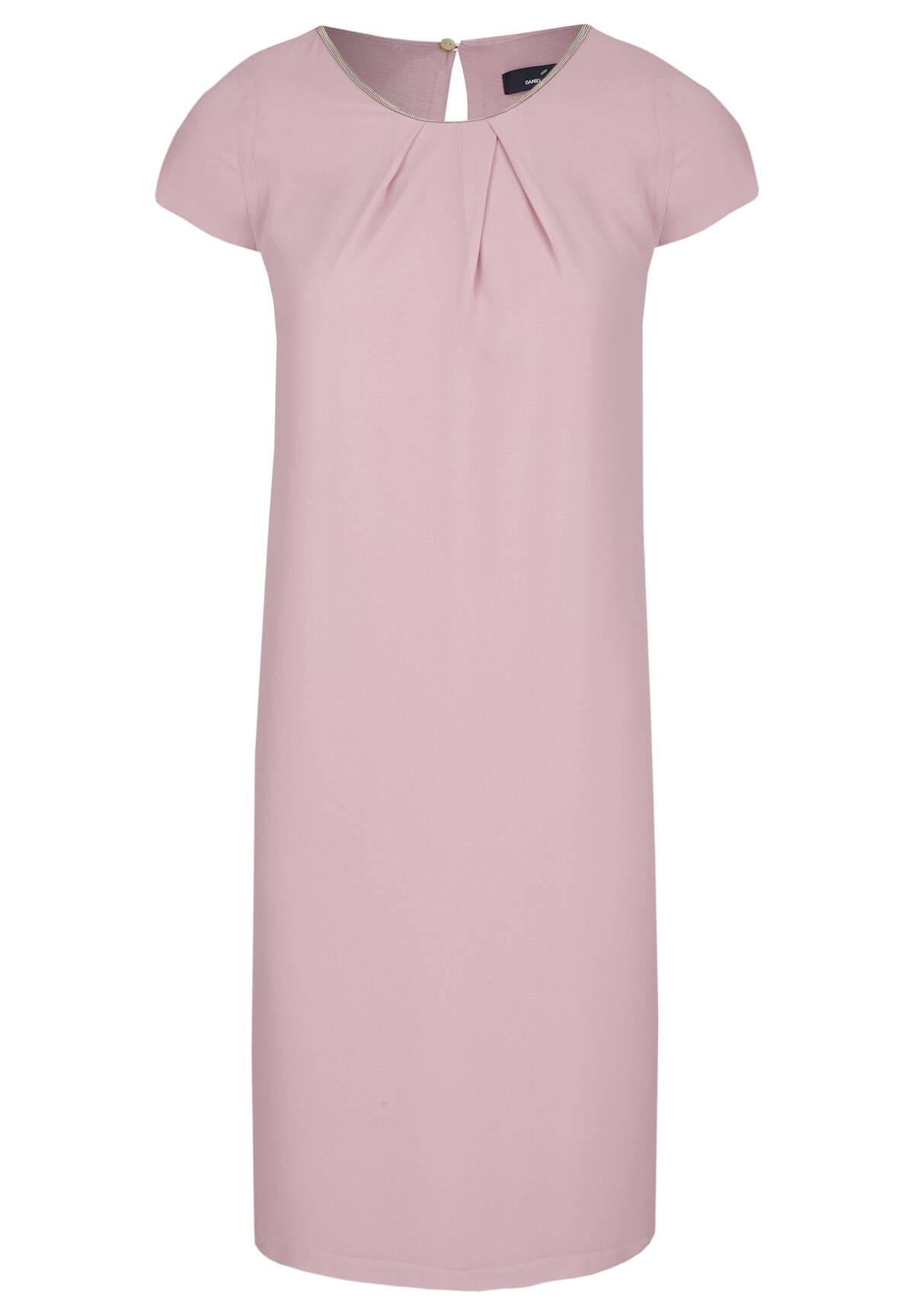 Sommerliches Kleid im festlichen Design / Chiffon Dress