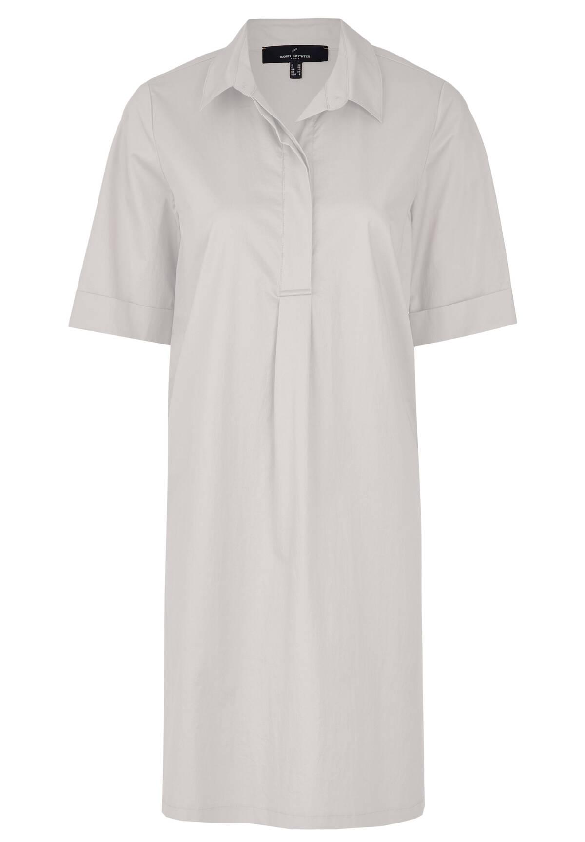 Robe chemise droite /