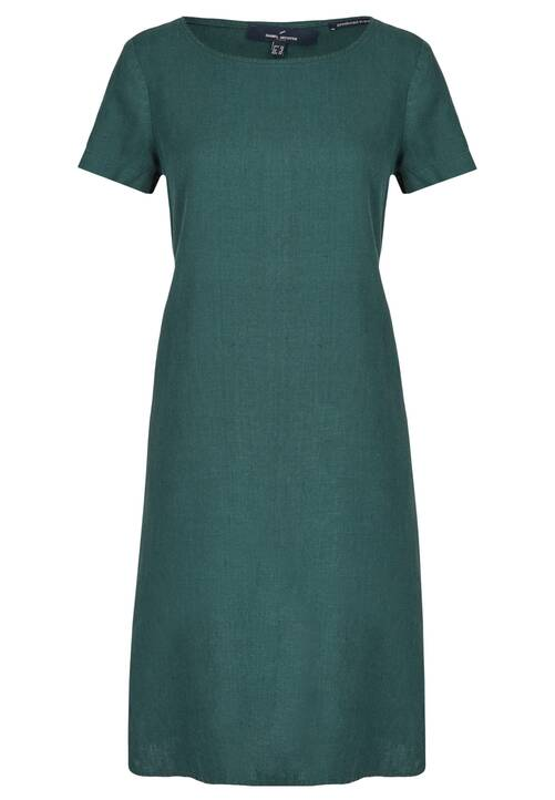 Dress, dark green