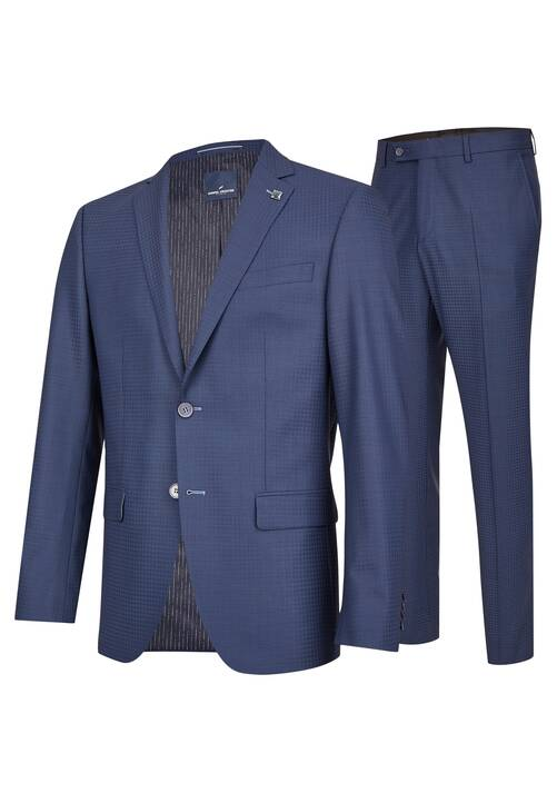 JACKET SHAPE DH-X, dark blue