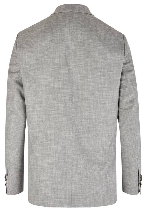 JACKET MODERN FIT, lightgrey