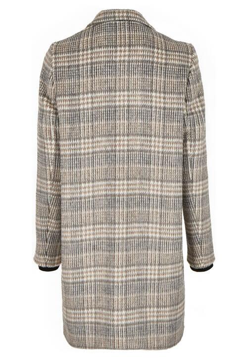Coat, iron