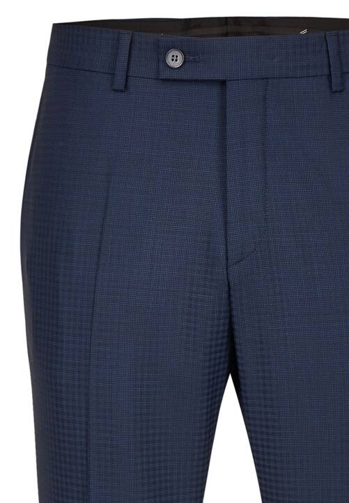 TROUSERS SHAPE DH-X, dark blue