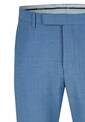 TROUSERS MOD TRAVEL, light blue