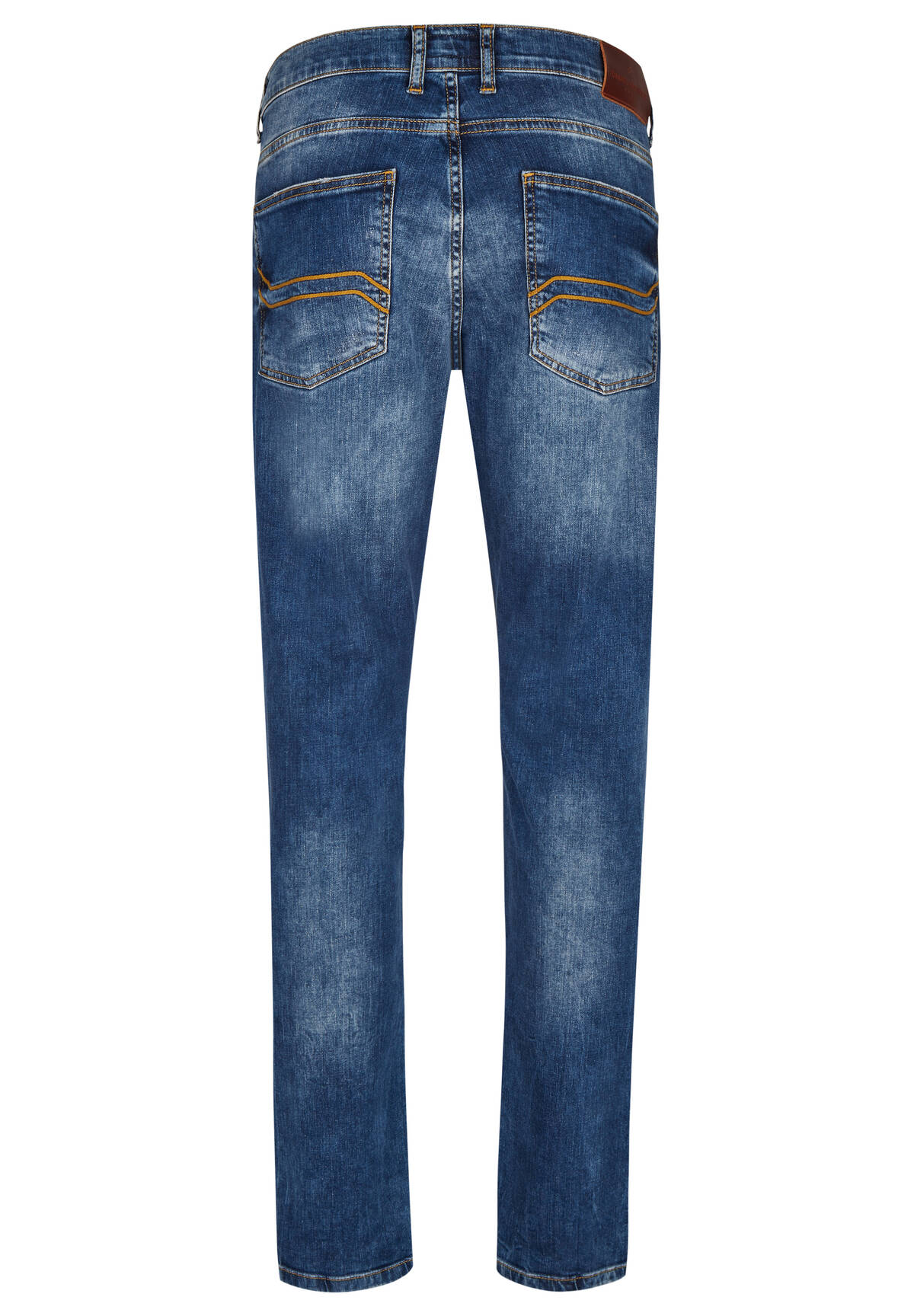 Jean 5 poches en denim /