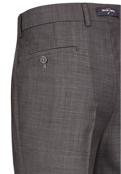 TROUSERS NOS REGULAR, grey