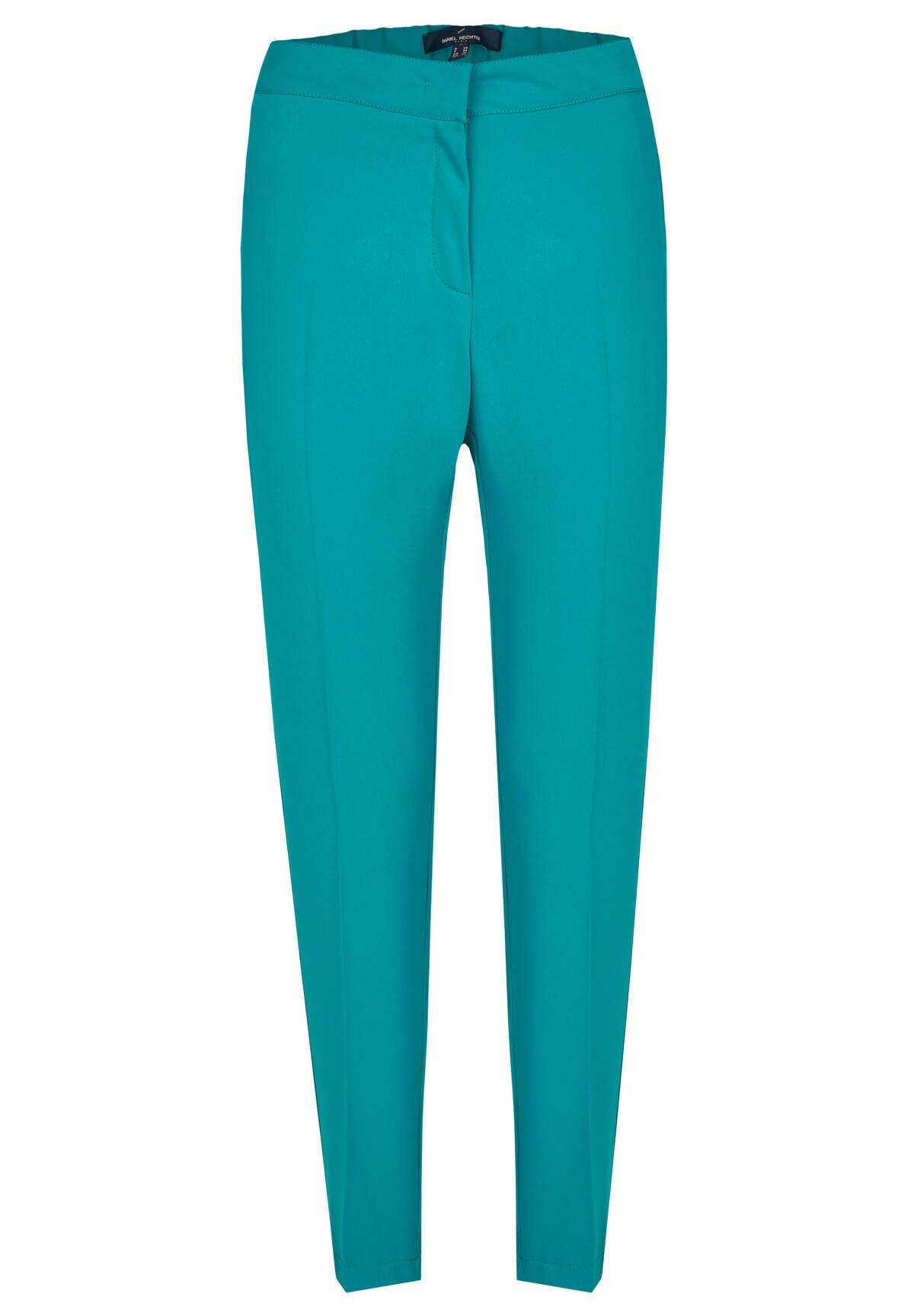 Sommerliche Hose mit Bügelfalte / Trousers