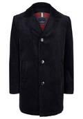 Manteau en velour côtelé