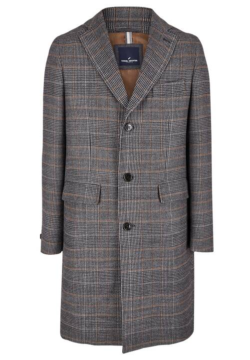 COAT, darkgrey