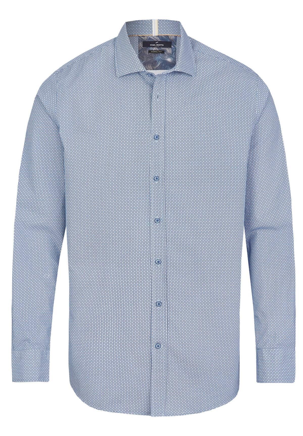 Chemise à motifs /