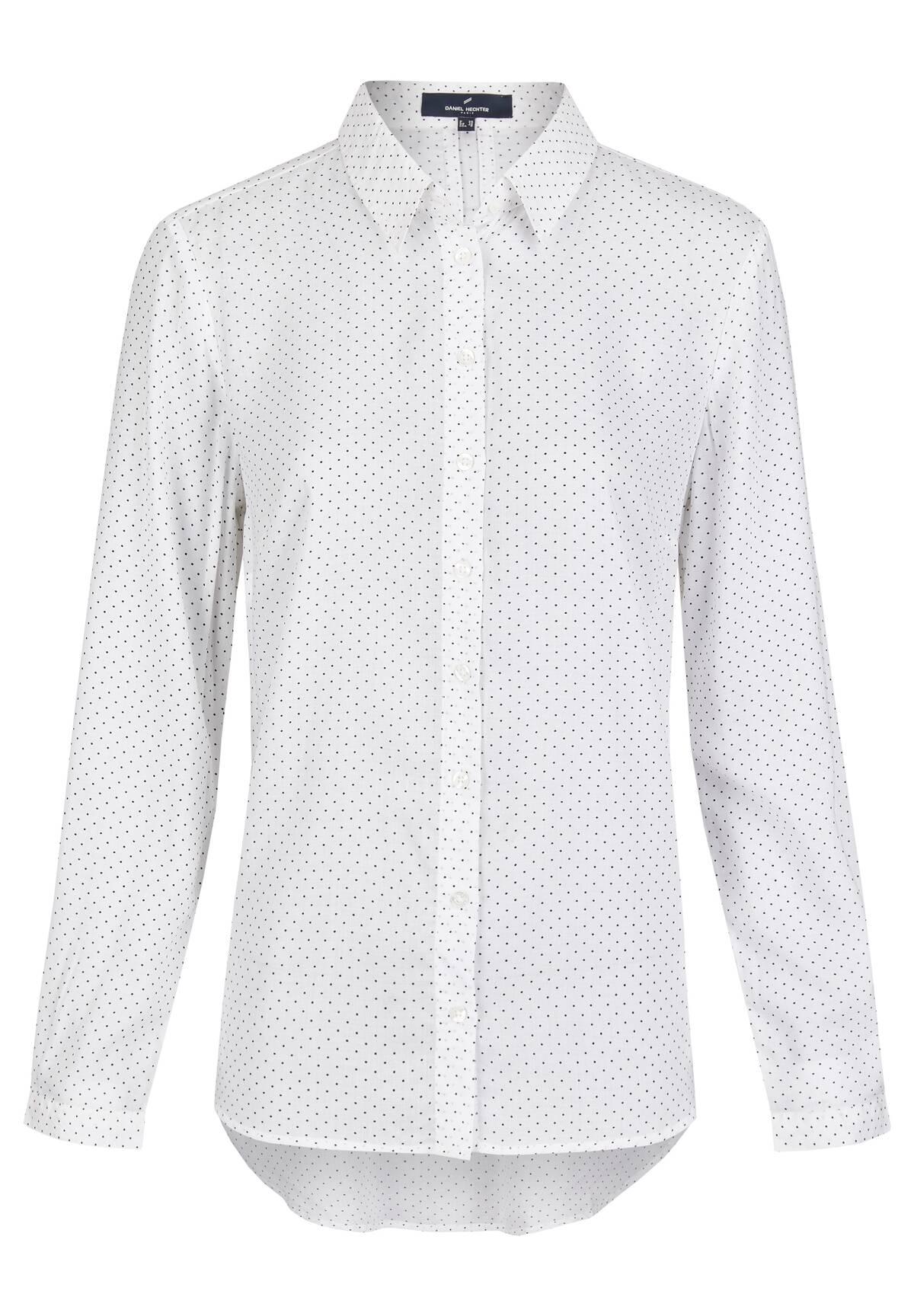 Chemise à col français /
