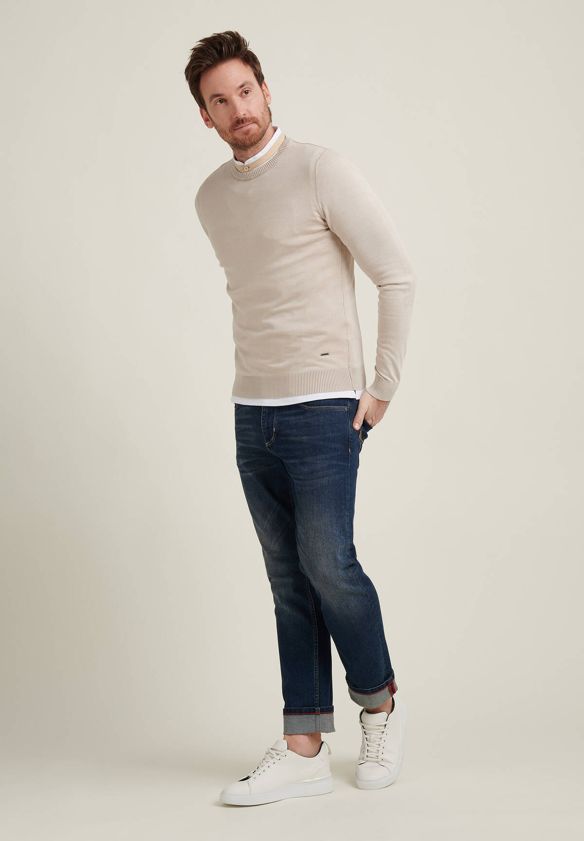 Pull col rond DH ECO /