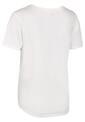 V-neck T-Shirt, white