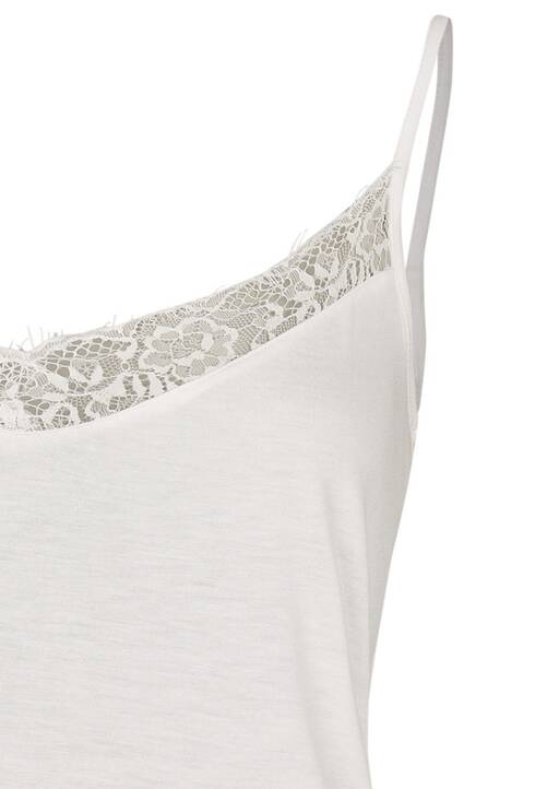 Lace Top, wei