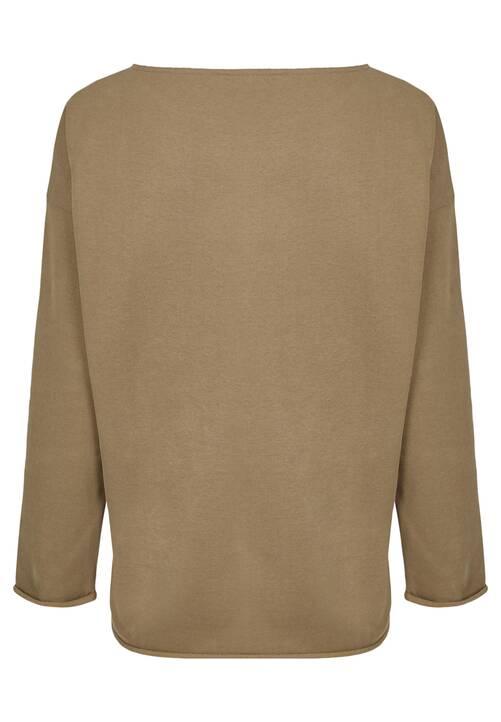 Casual Sweatshirt, khaki