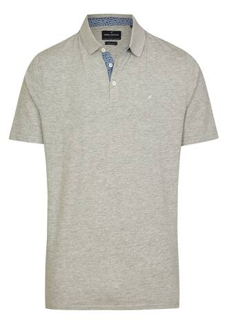 ace6820e044019 Stylisches Polo Shirt grey ...