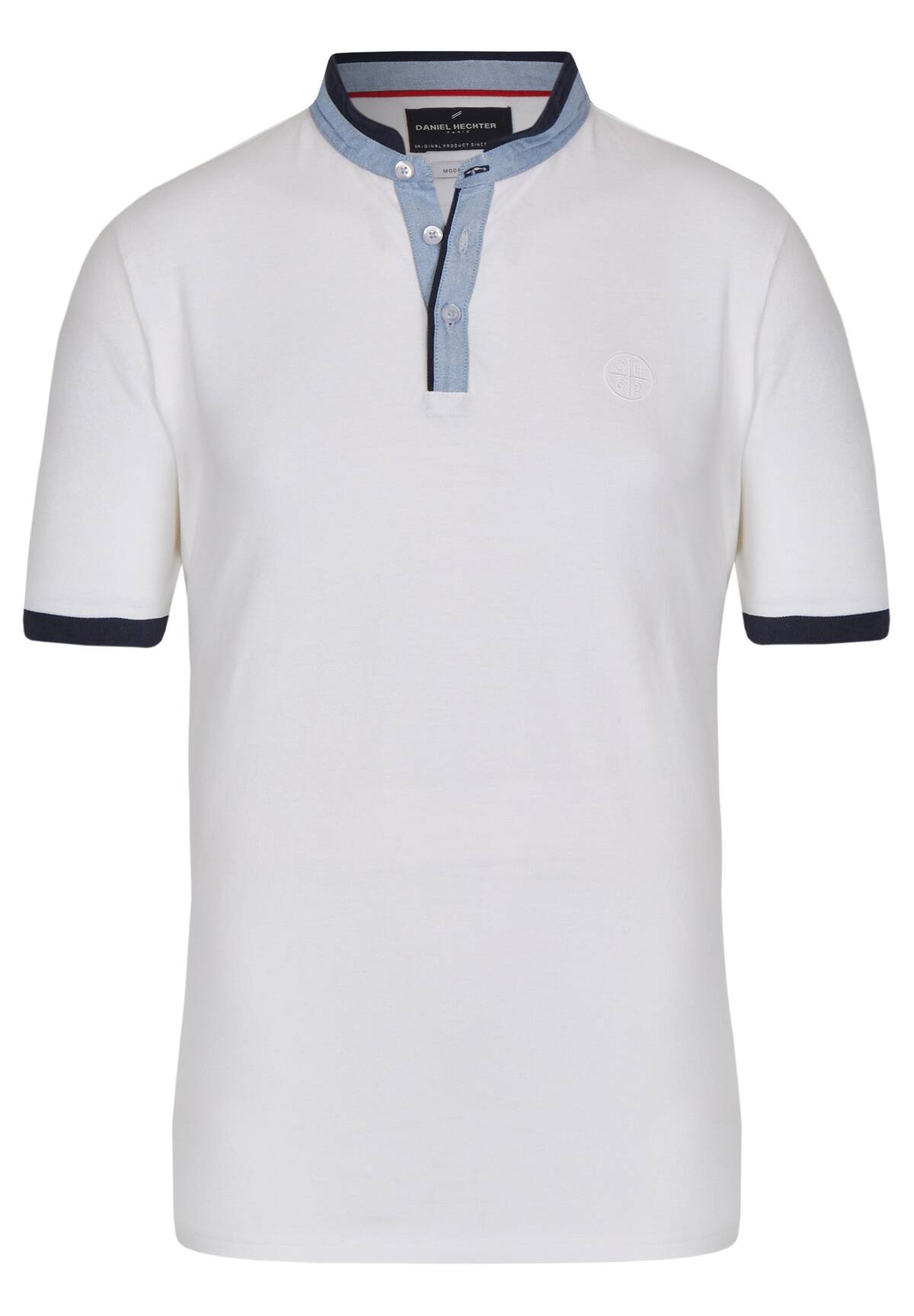 Stylisches Stehkragen Polo Shirt / POLO