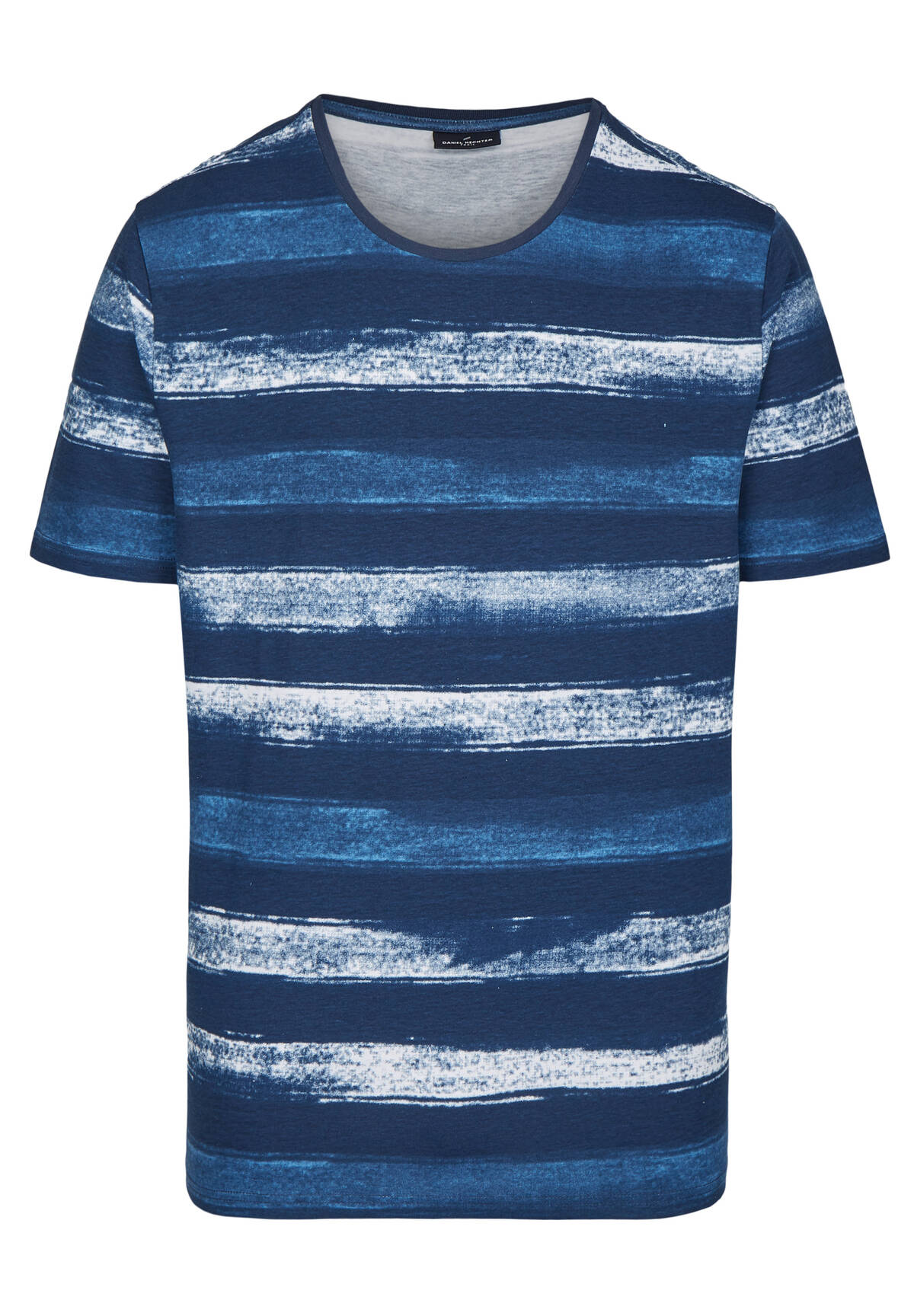 T-shirt larges rayures /
