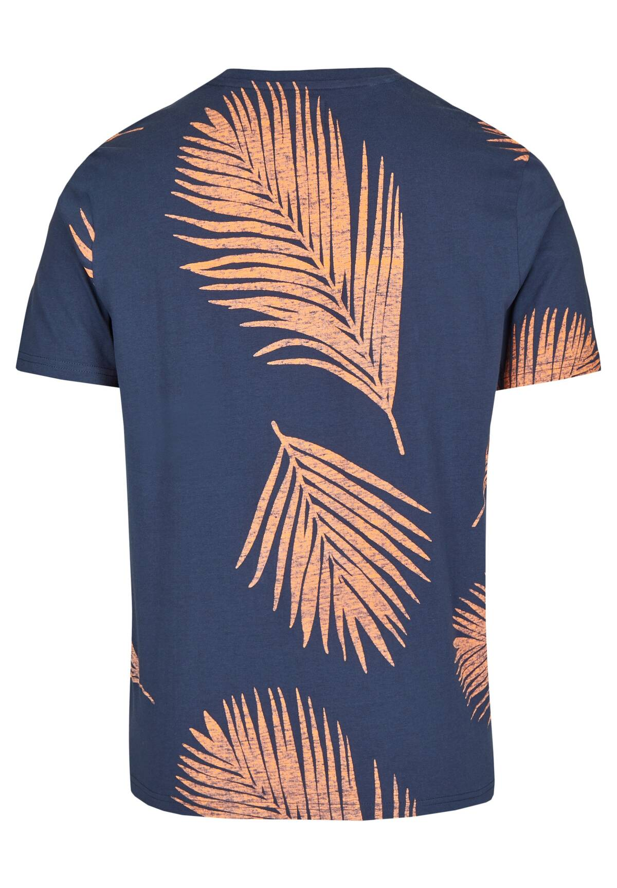 T-shirt col rond /