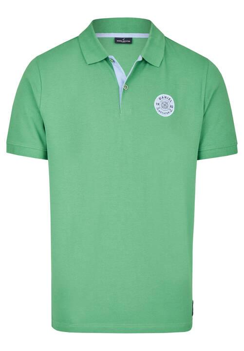 , green