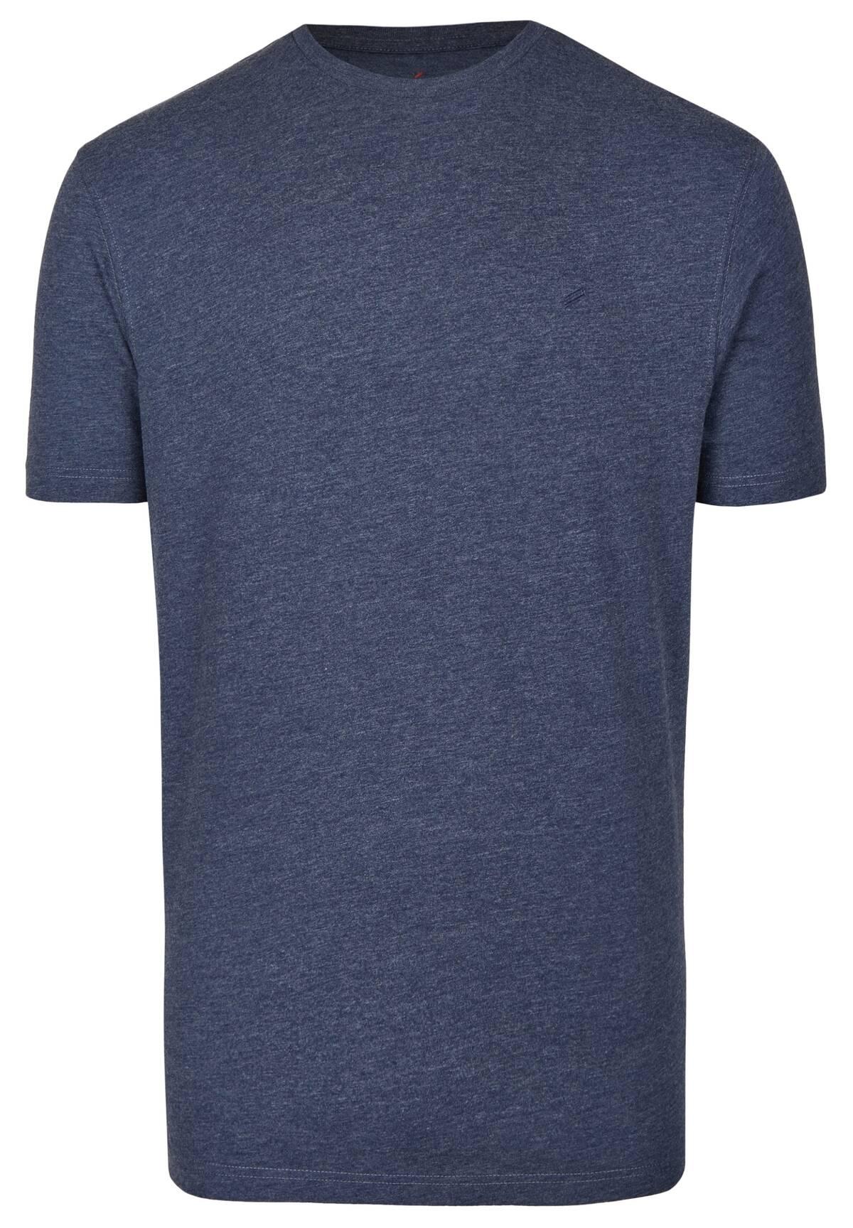 T-shirt uni col rond /