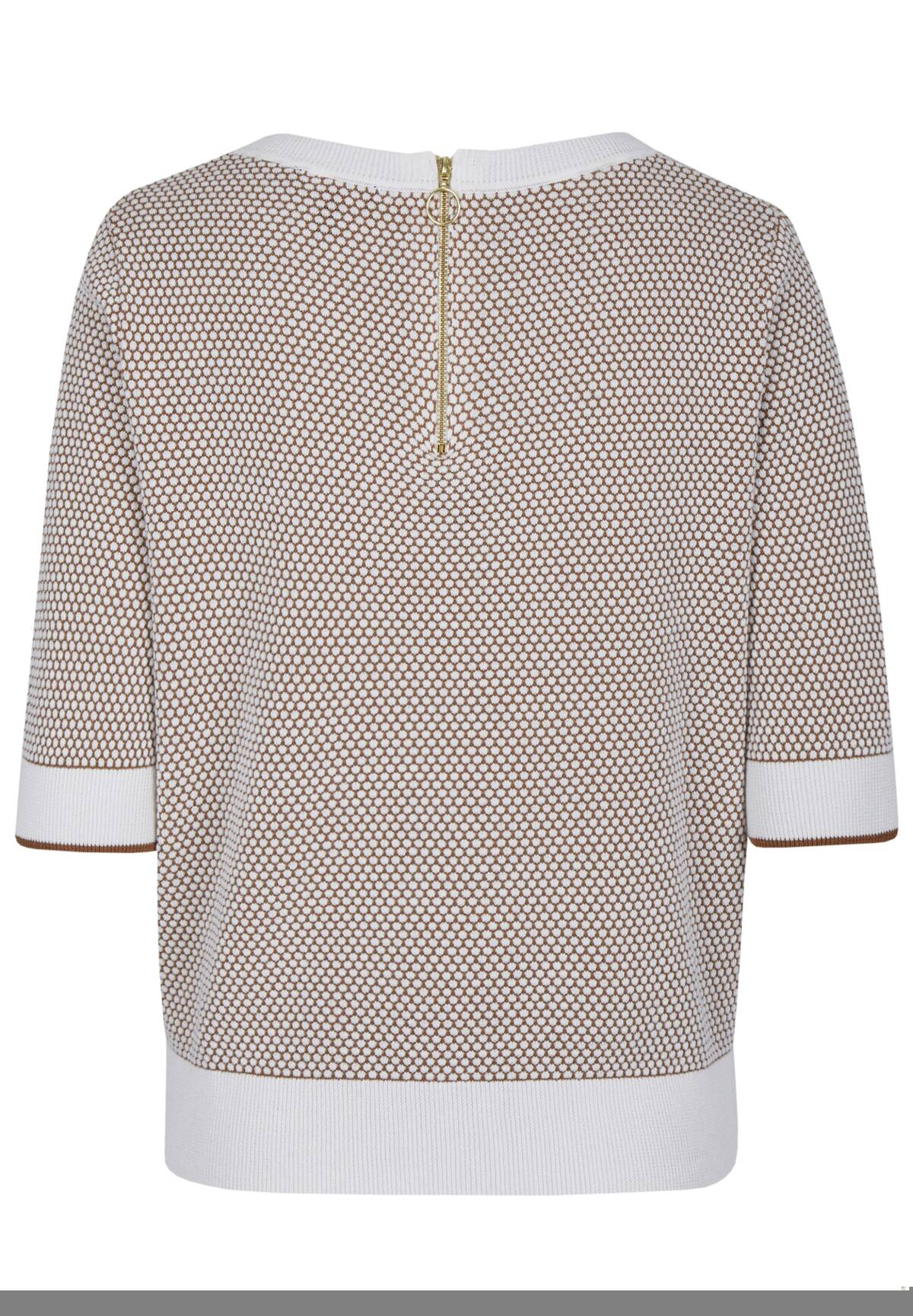 Moderner Pullover / Round Neck Pullover