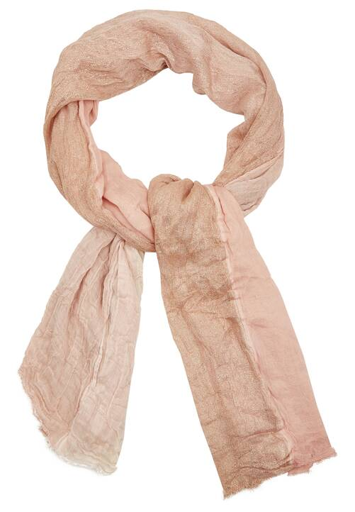 Scarf, dusty rose